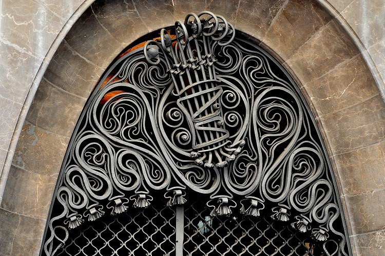 Gaudi kowalskie detale