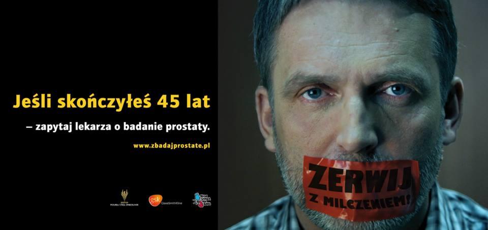 Kampania Społeczna Rak prostaty