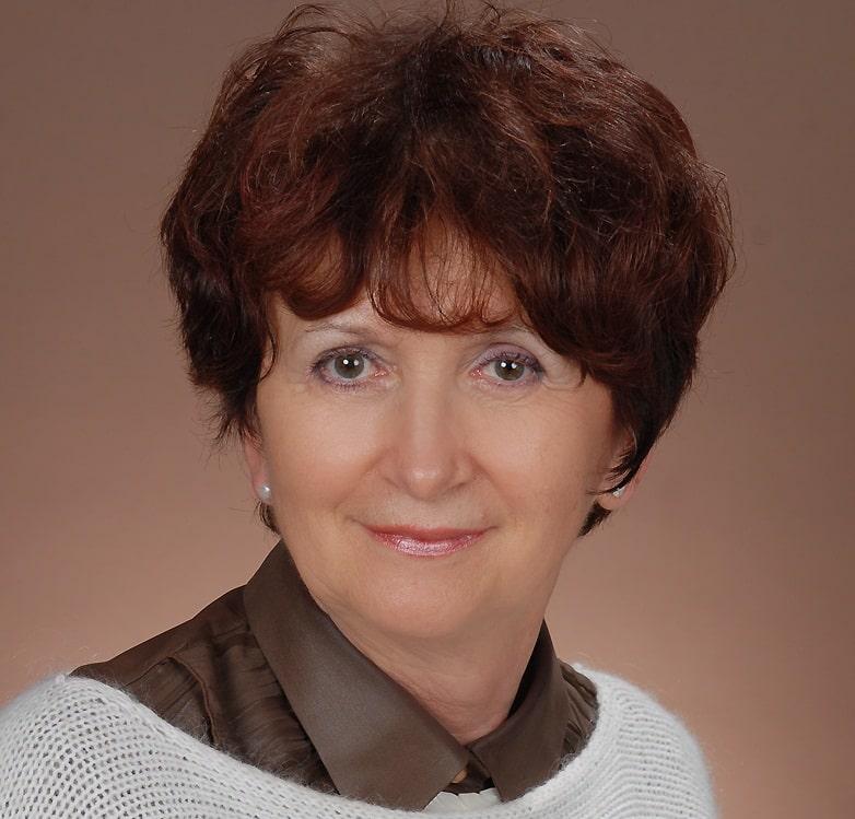 Lidia Wrocińska – Sławska Lidia