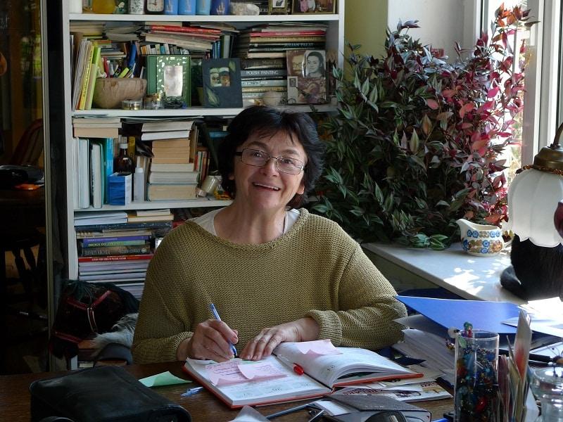 Barbara Czaykowska-Kłoś