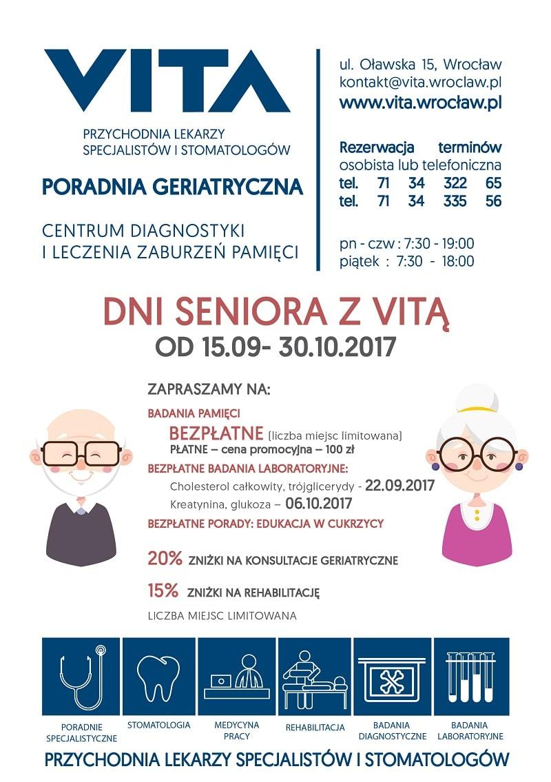 VITA poradnia geriatryczna