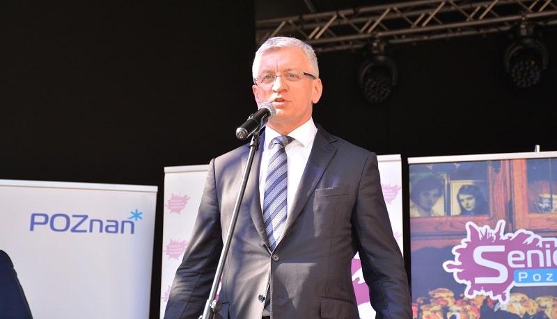 Senioralni.Poznań 2017. Fot. Roman Szymański Gazeta Senior