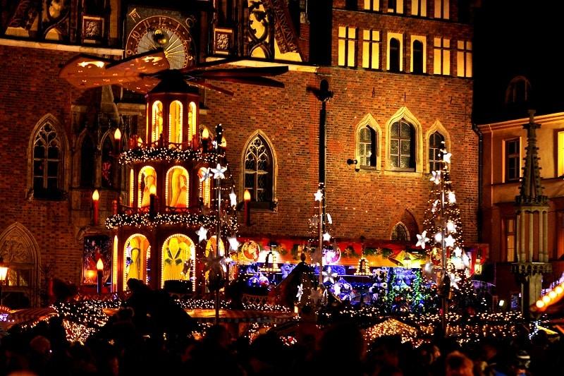 Świąteczny Jarmark Wrocław