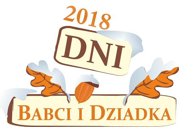 Logo Dni Babci i Dziadka 2018