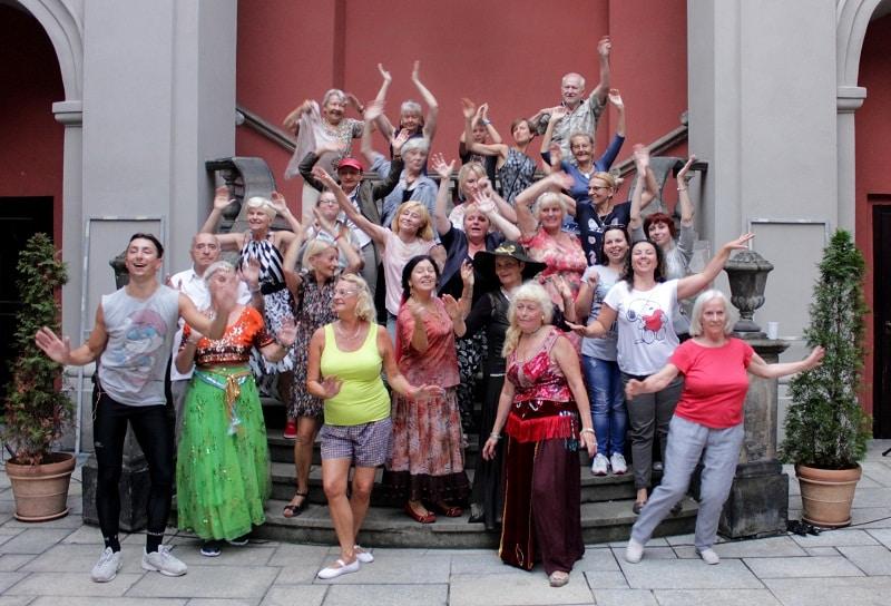 Taniec Seniorzy