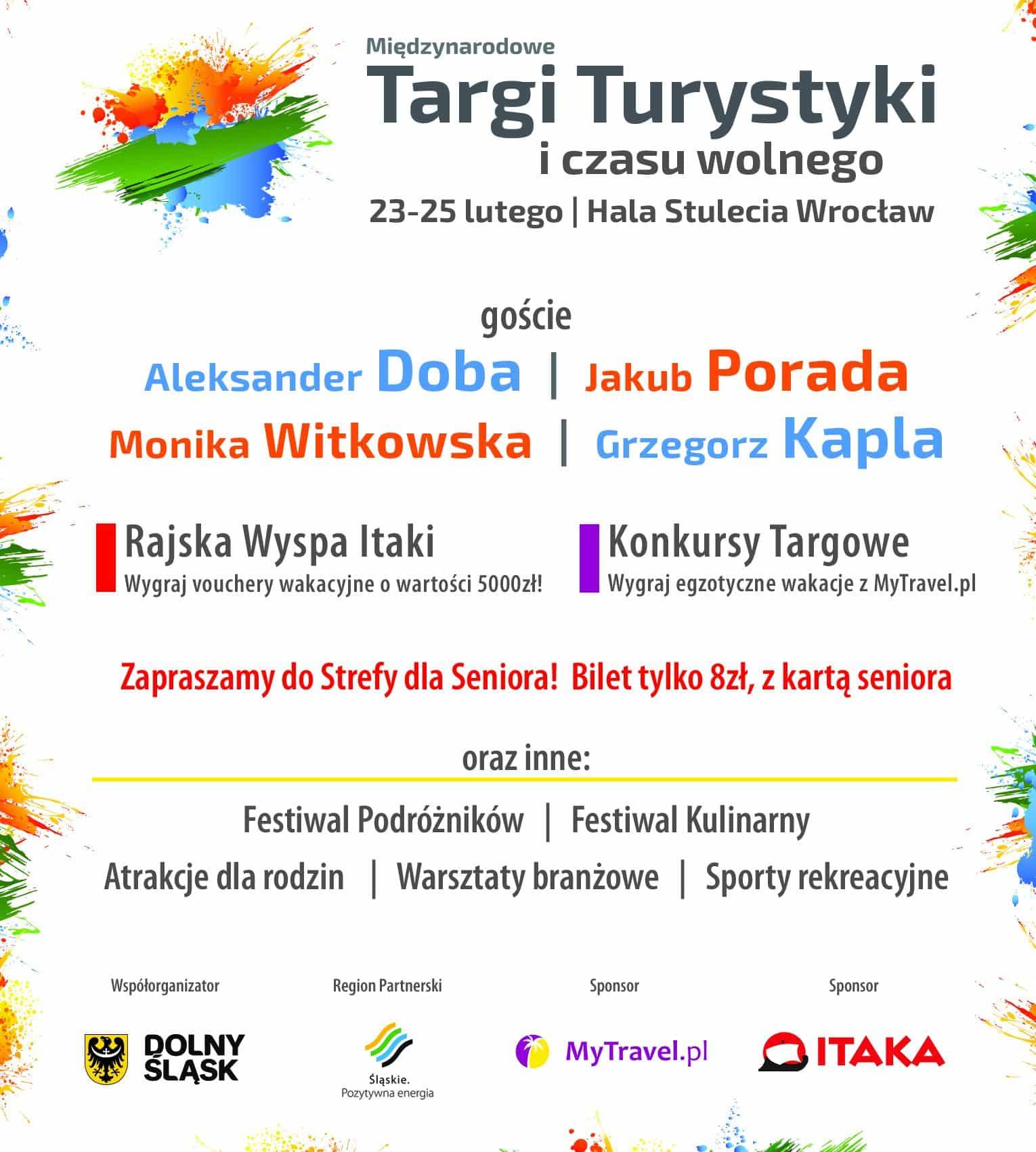 10. Międzynarodowe Targi Turystyki we Wrocławiu