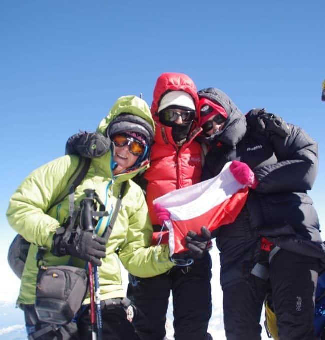 Elbrus 2016 - wyprawa