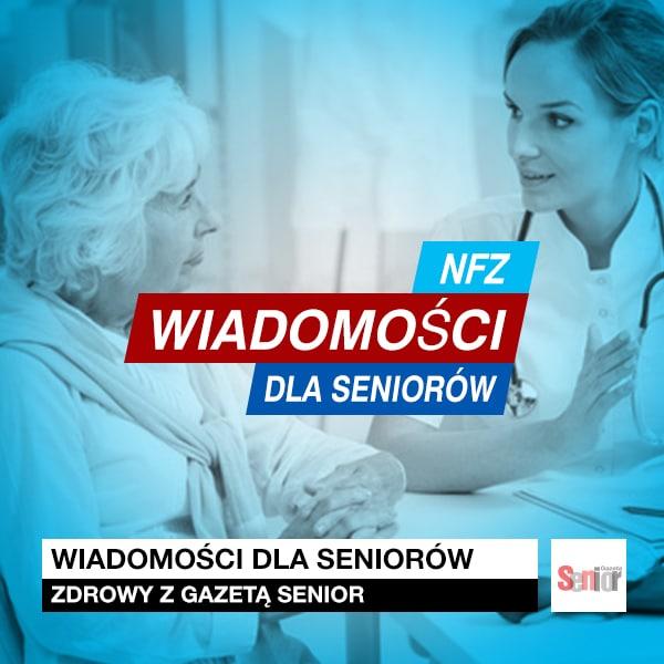 Geriatria w Polsce – dane ministerstwa