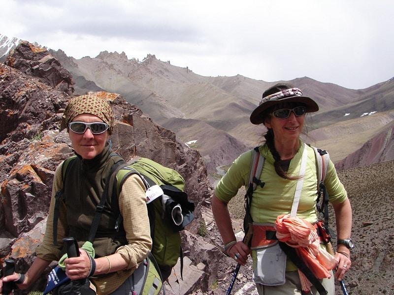 Jesienią seniorki zamierzają zdobyć Himlung Himal