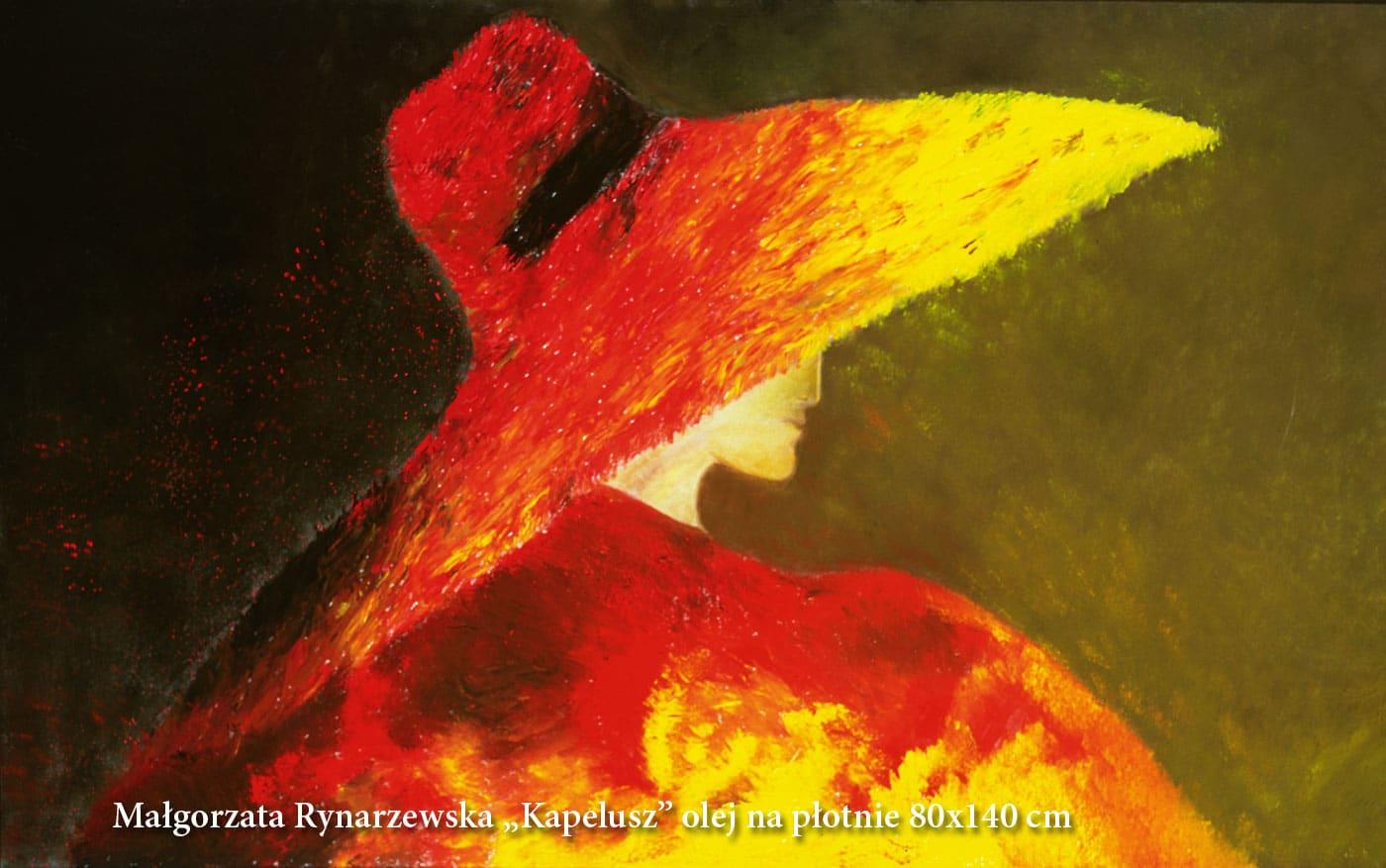 Małgorzata Rynarzewska – Kapelusz