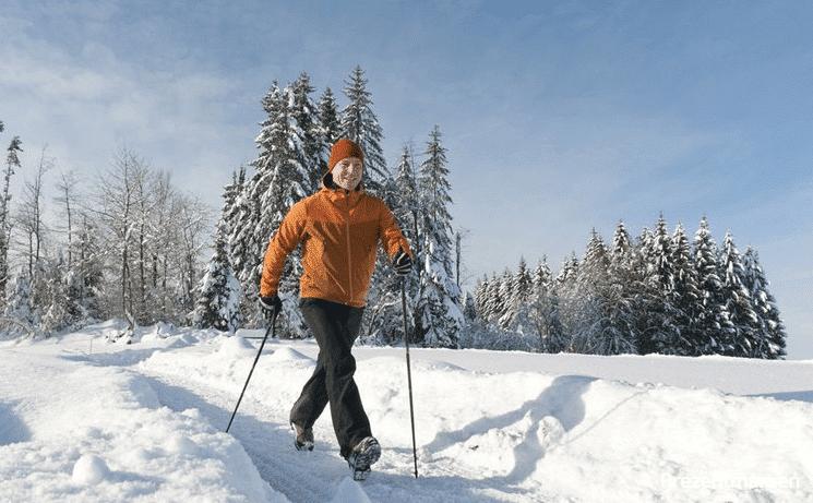 Ruch na świeżym powietrzu – warto ćwiczyć zimą!