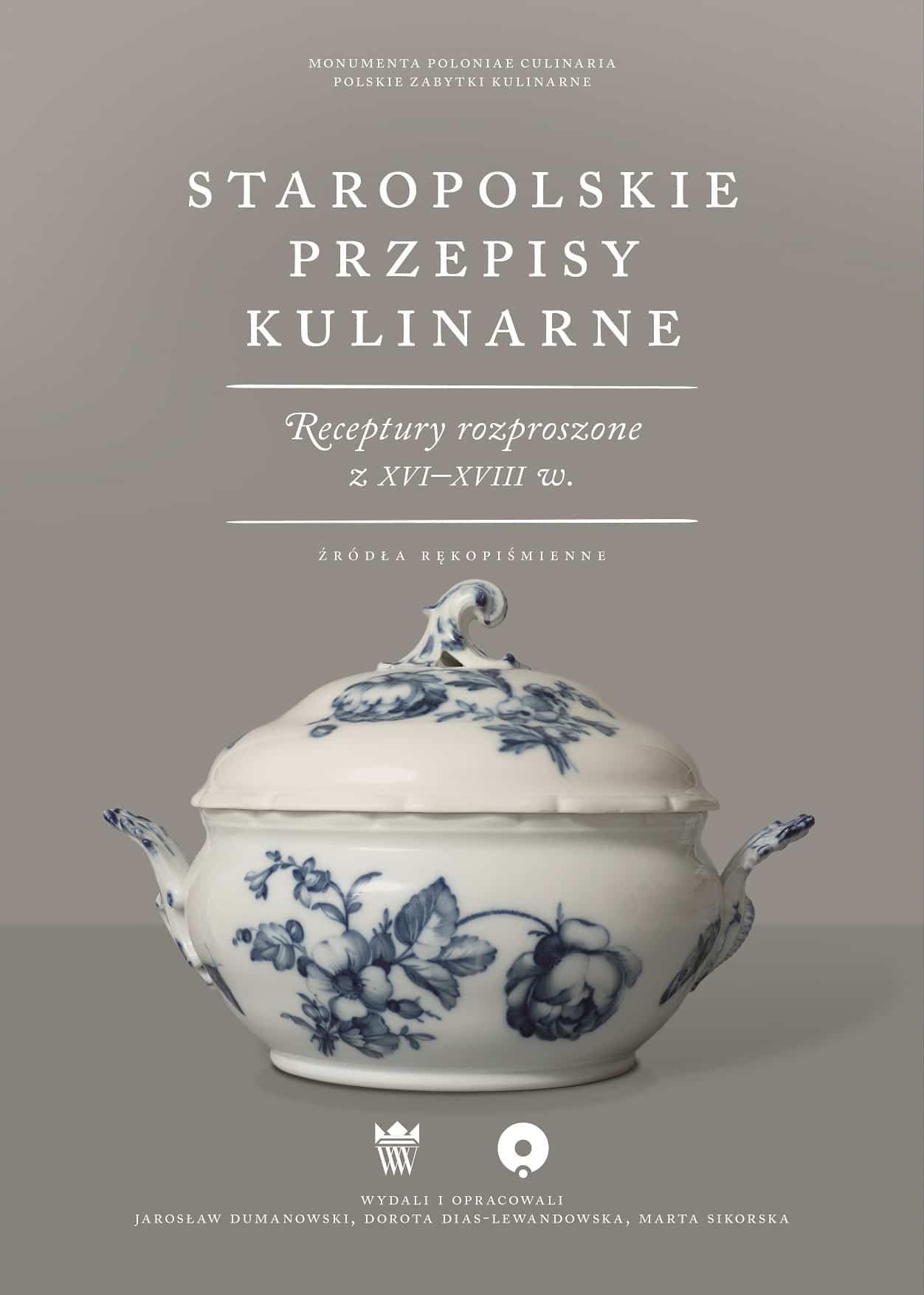 Staropolskie przepisy kulinarne – spotkanie autorskie i pokaz kulinarny w Wilanowie