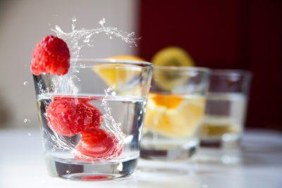 Dieta seniora. Pij na zdrowie