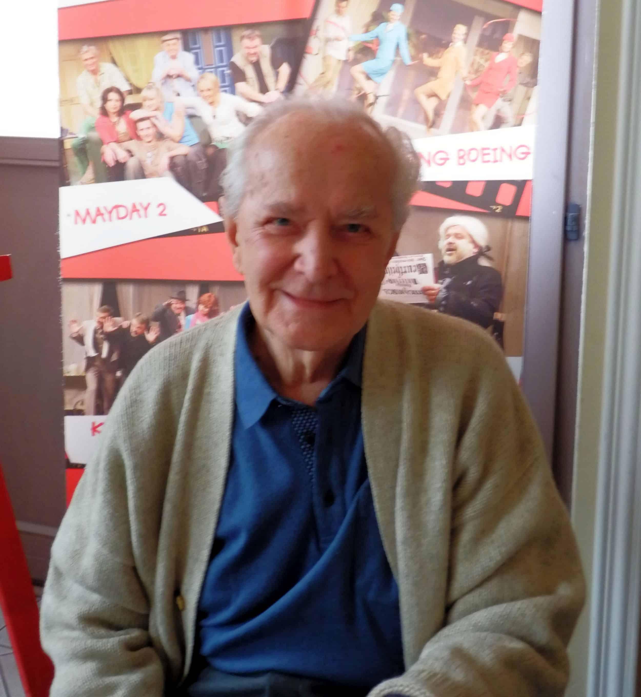 Bogusław Danielewski (fot. Irena Kawczyńska)