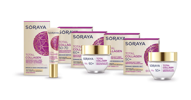 Linia Soraya Total Collagen