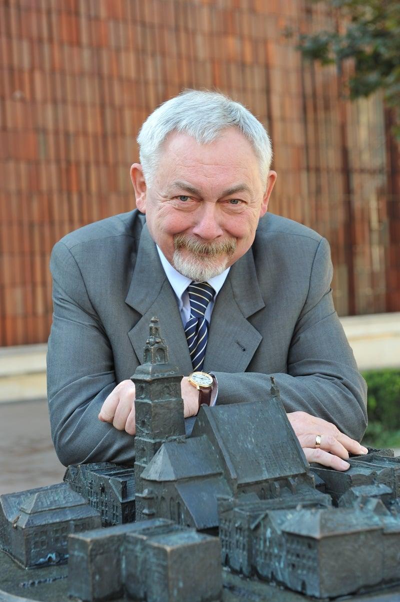 Prezydent Miasta Krakowa Jacek Majchrowski