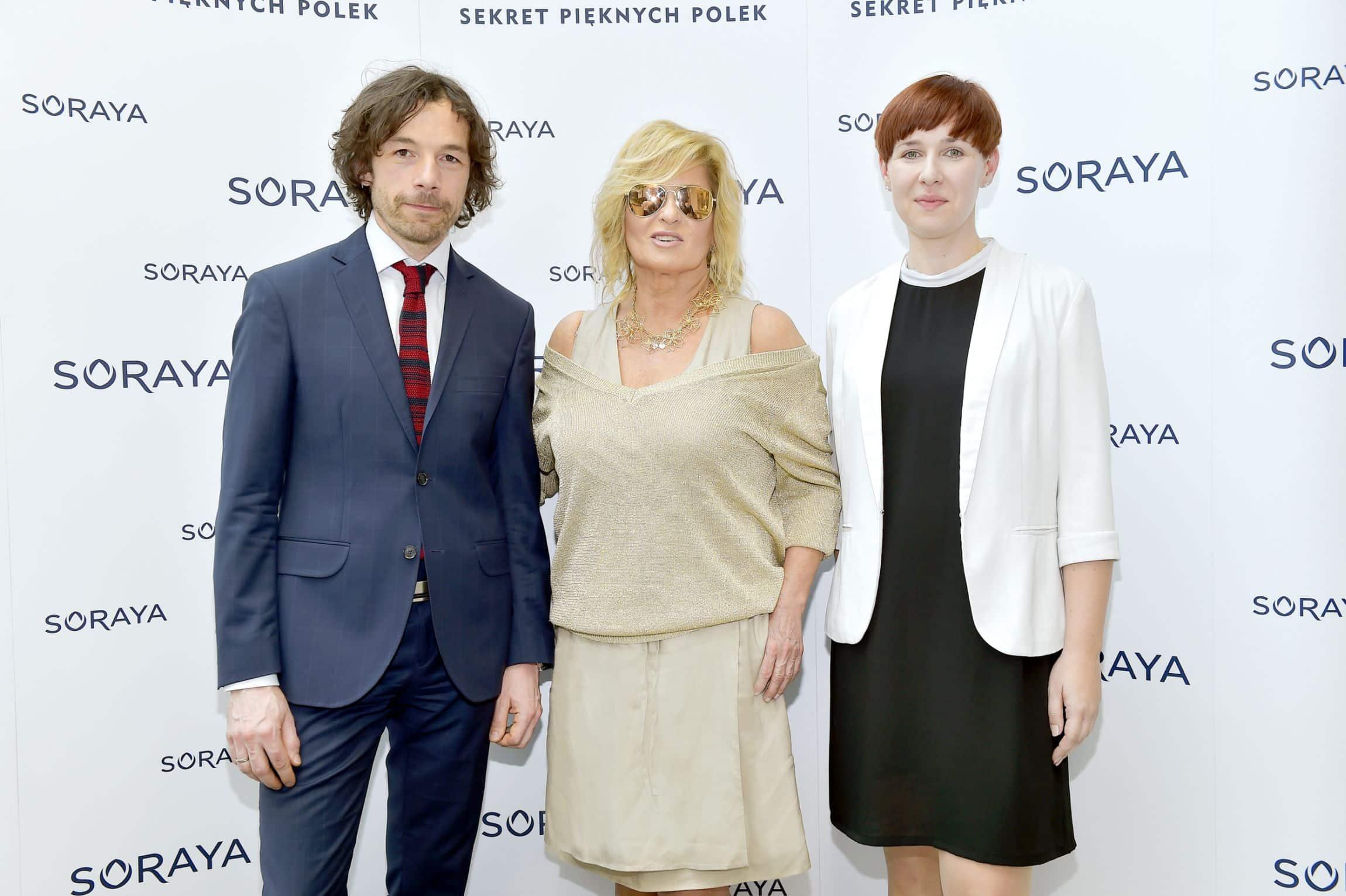 Ewa Kasprzyk została ambasadorką nowej linii Soraya
