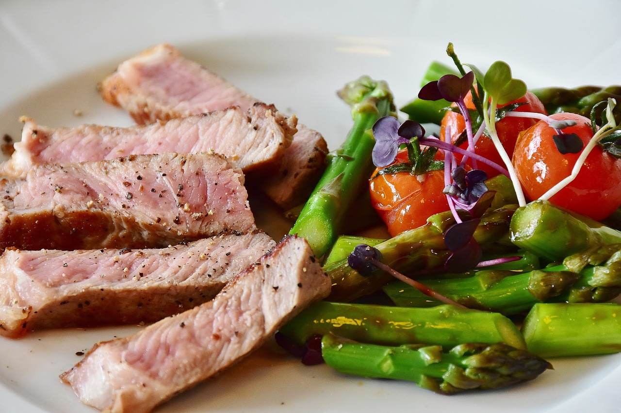 Grillowe menu - warzywa jako dodatek do mięsa
