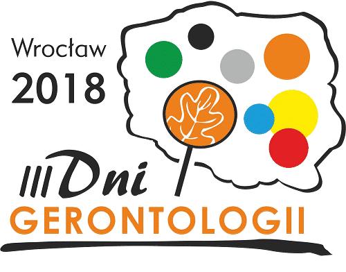Dni Gerontologii – logo 2018