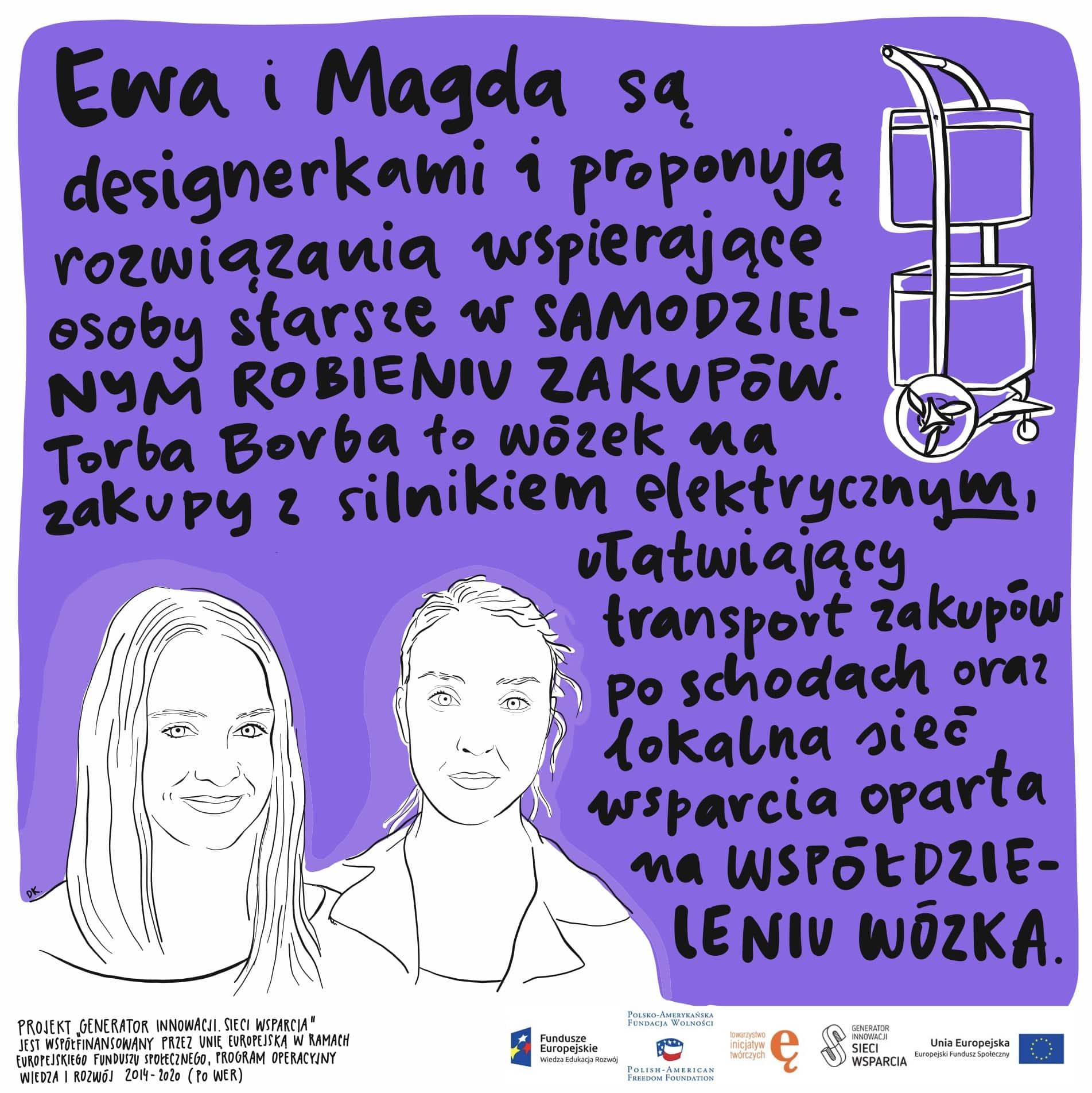 Ewa – projekt Dorota Kostowska