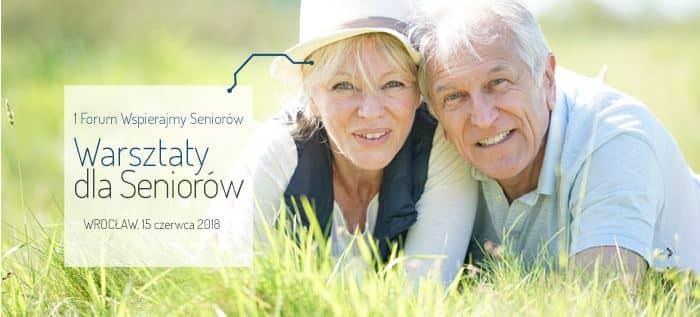 I Forum Wspierajmy Seniorów