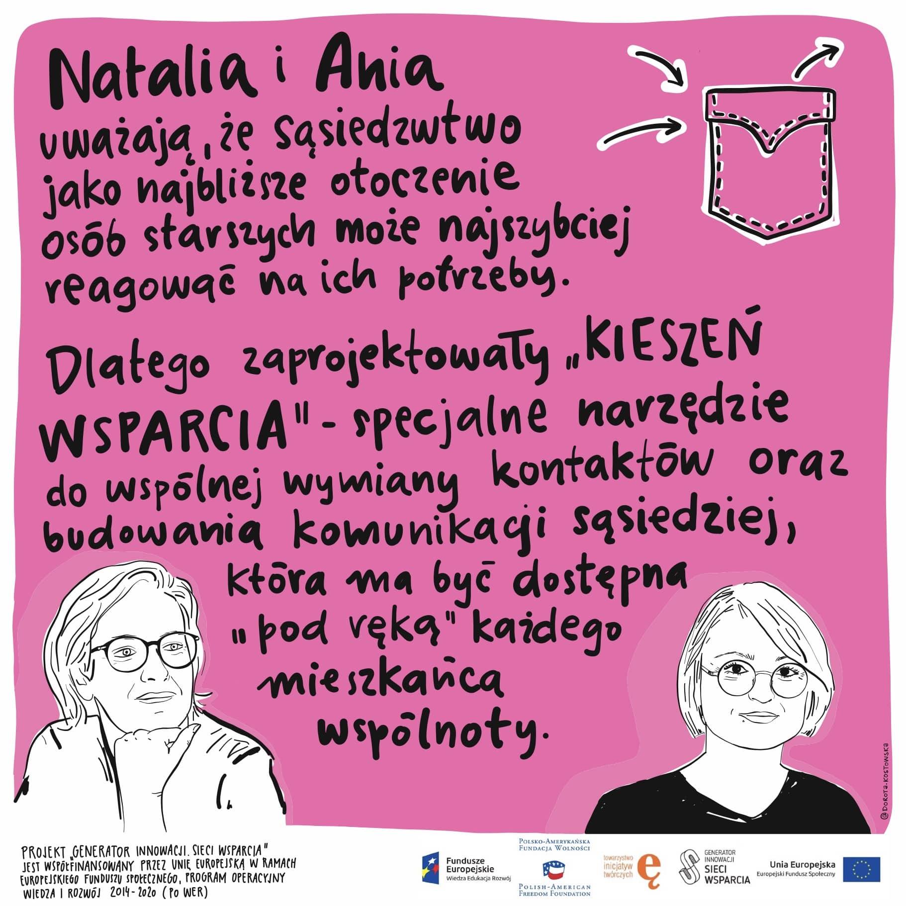 Rozwiązania poprawiające jakość życia osób starszych (projekt Dorota Kostowska)