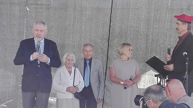 V Krakowskie Senioralia_Prezydent Jacek Machrowski_