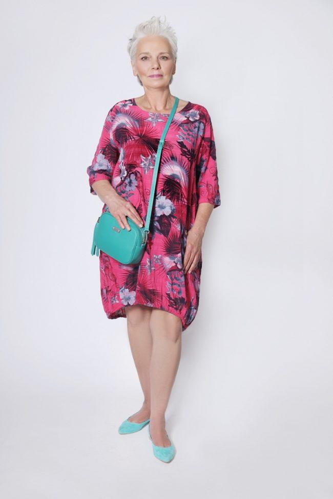 Foto: Anna Zyskowska, modelka: Wanda O., Agencja Evergreen Models, styl&makeup: Michał Karbowski, materiały: Pasaż Grunwaldzki