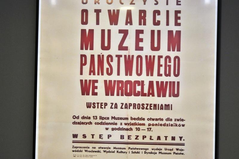 70 lat Muzeum we Wrocławiu