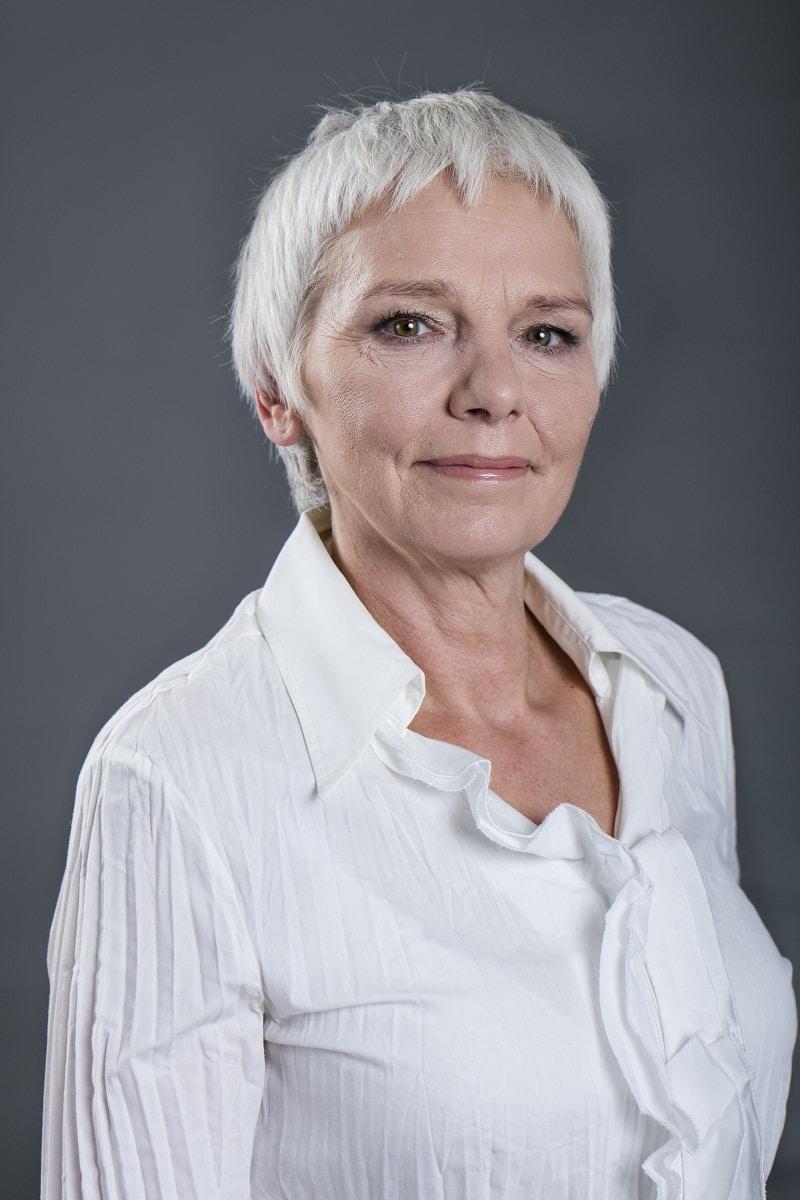 Modelka: Wanda O., Agencja Evergreen Models