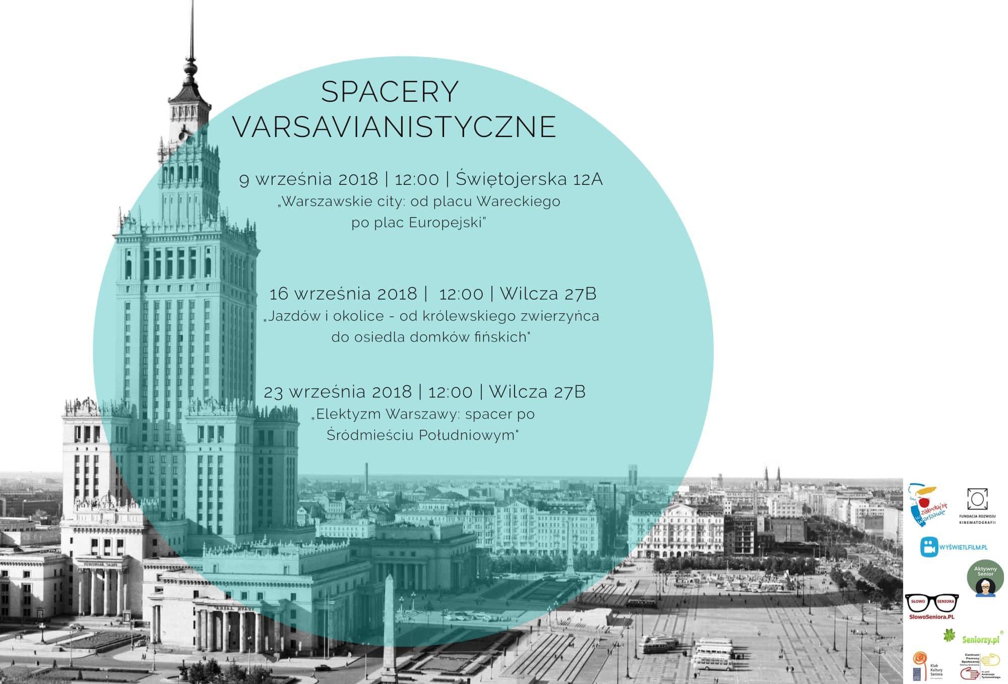 Aktywny Senior – ciekawy projekt w Warszawie