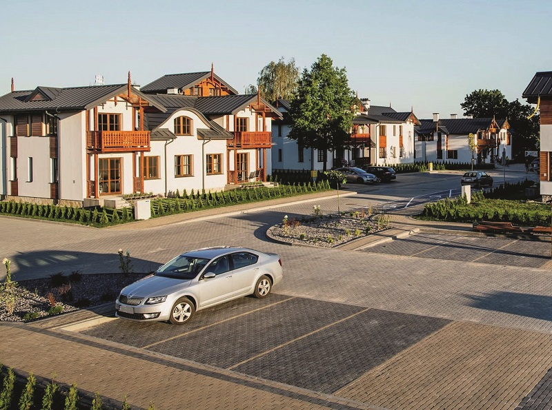 Osiedle Senior Home dla seniorów w Nałęczowie