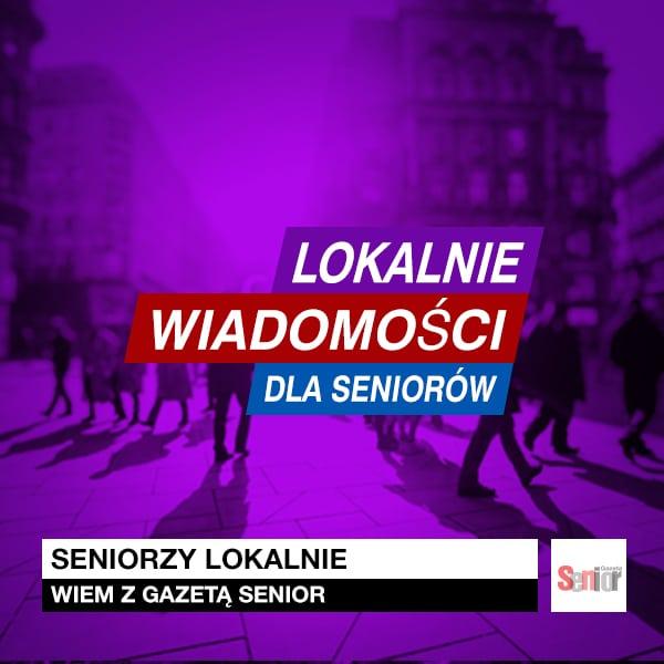 """""""Senioralni. Poznań"""" i targi VIVA SENIORZY!"""
