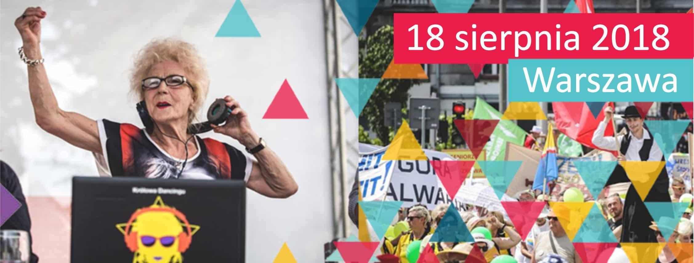 V Ogólnopolska Parada Seniorów już 18 sierpnia