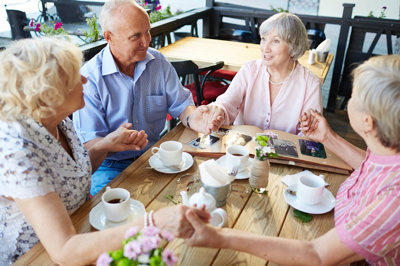 Szybkie randki dla seniorów czyli senior speed dating