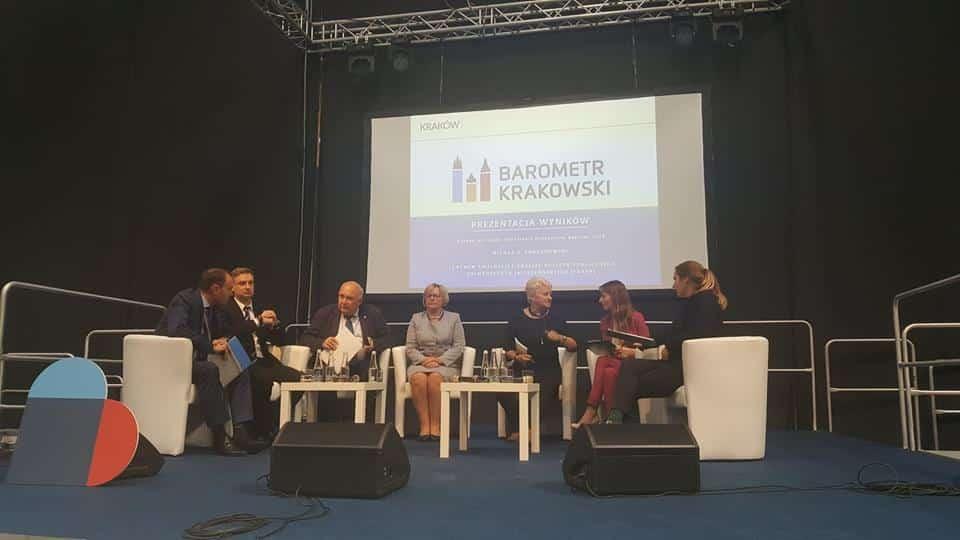 Debata Samorządowa_Targi Seniora w Krakowie