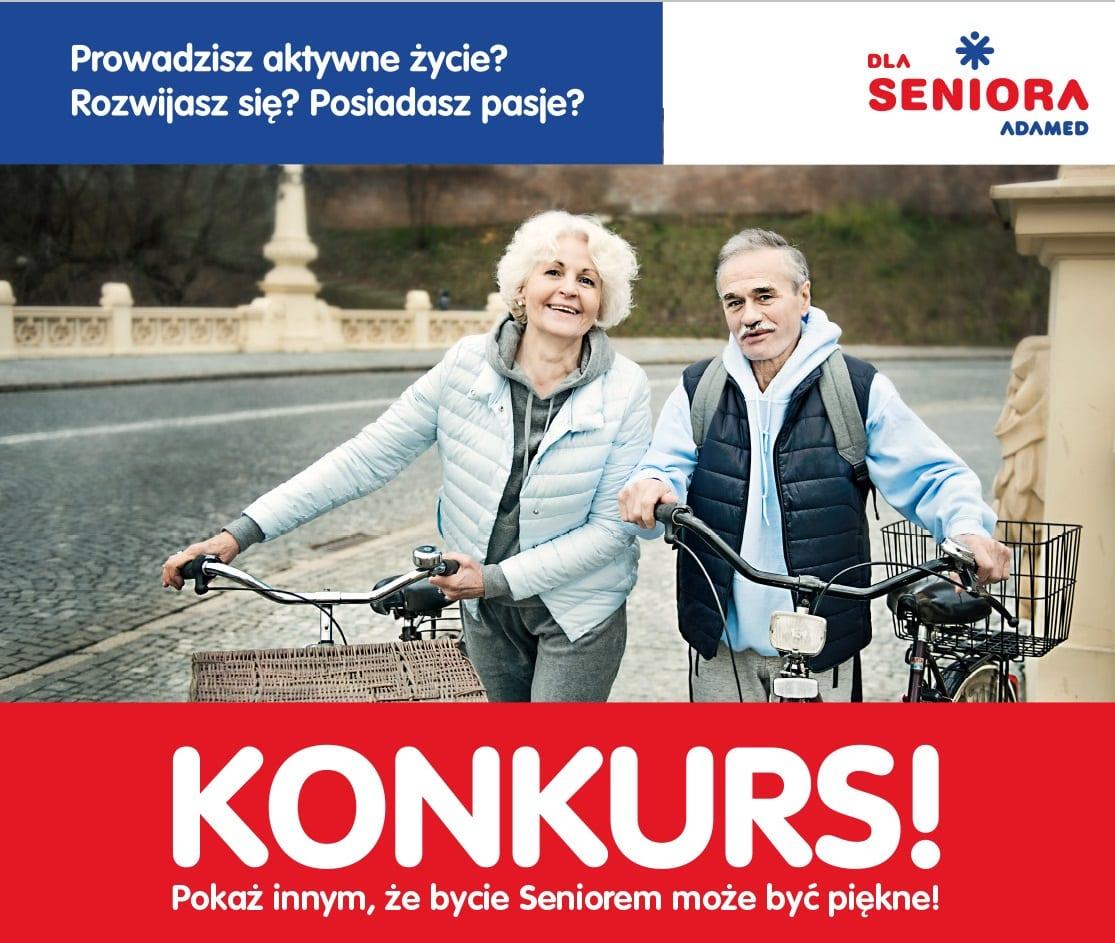Konkurs Historie Seniorow_Adamed dla seniora