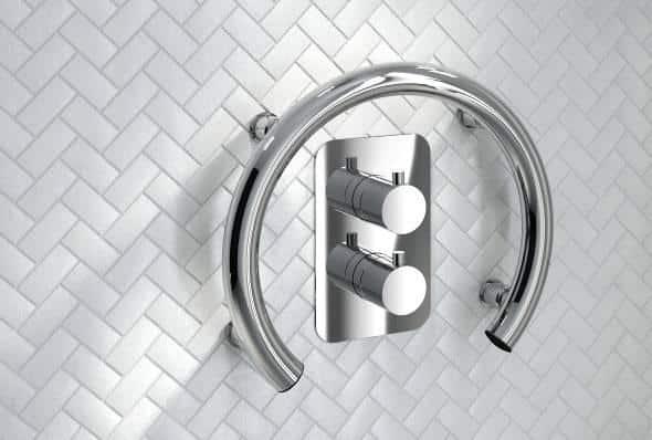 Łazienka seniora – uchwyt pod prysznic