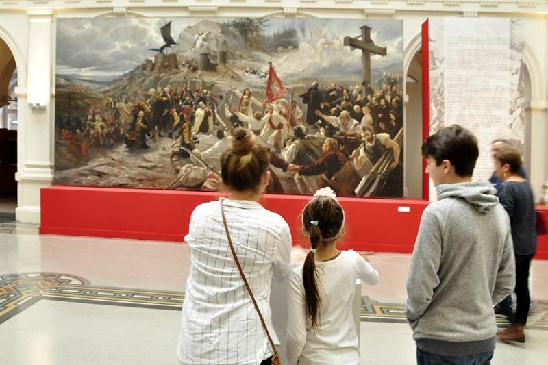 Patriotyczna wystawa w Muzeum Narodowym we Wrocławiu