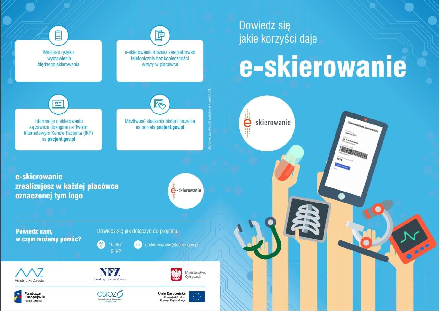 e-skierowanie (źródło: pacjent.gov.pl)