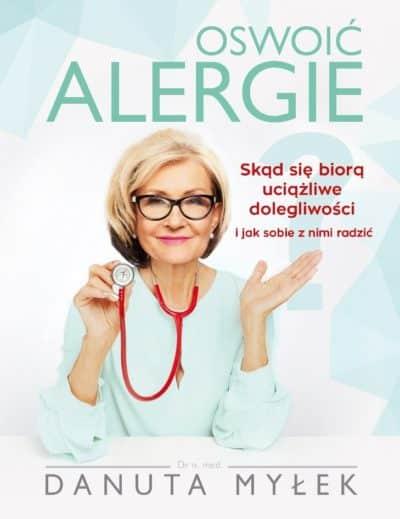 Oswoić Alergię_okładka