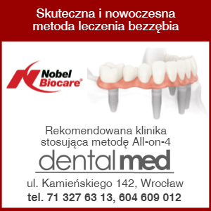 Reklama Dental Med Wrocław