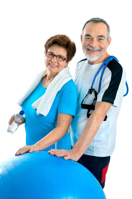 Sprawność fizyczna seniorów