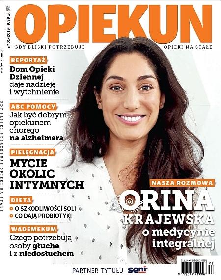 Magazyn Opiekun_numer 1.2019_ okładka
