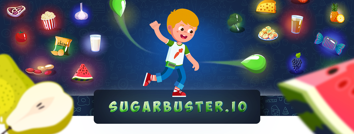 SugarBuster – owoce