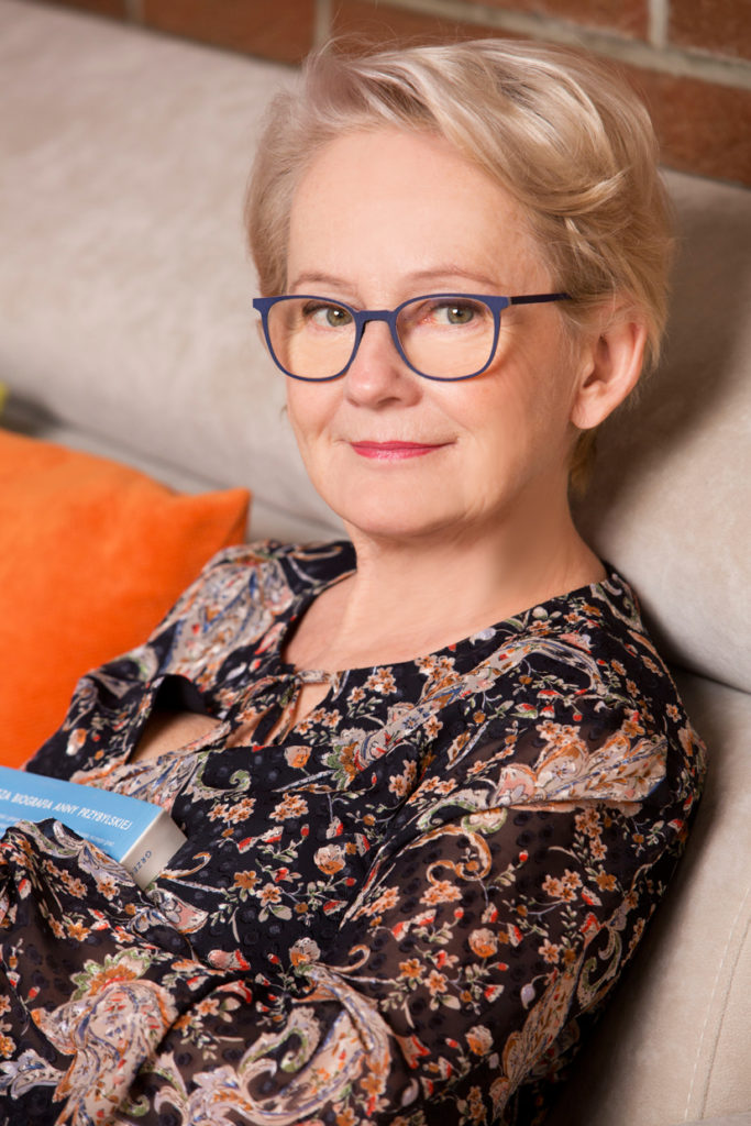 Krystyna Bałakier – fot. Luiza Różycka