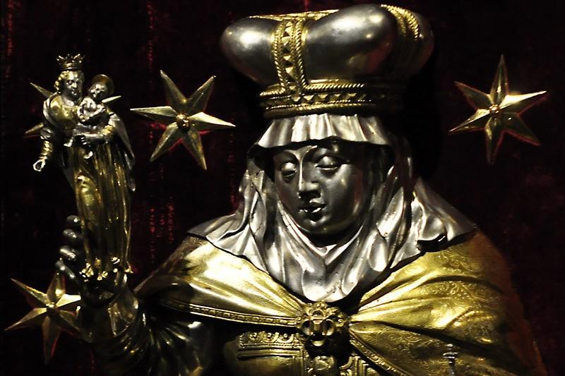 Srebrne ołtarze z wrocławskiej katedry