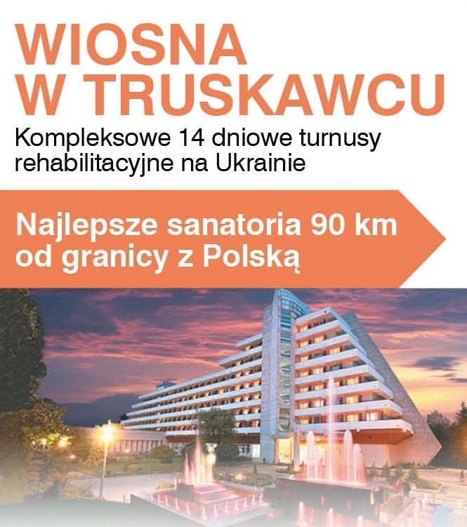 Turnusy w Truskawcu_Florian Travel