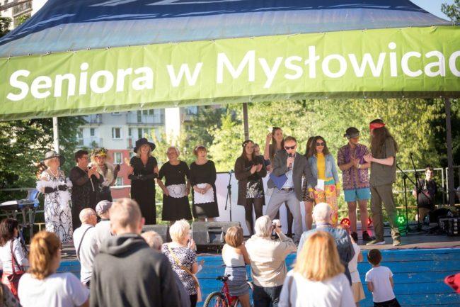 III Dzień Seniora w Mysłowicach
