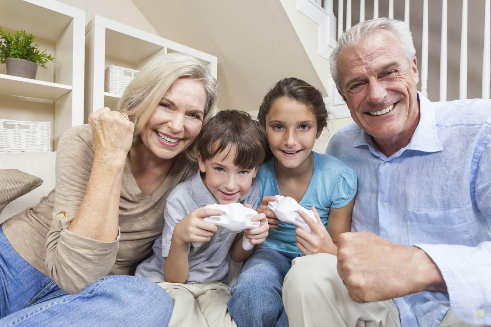 PRAWO: Kontakty dziadków z wnukami
